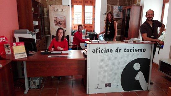 Oficina de Turismo de Huete