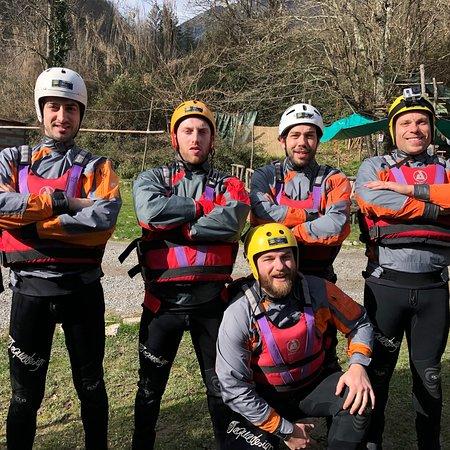 Rockonda rafting bagni di lucca taliansko recenzie - Rafting bagni di lucca ...