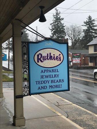Bird in Hand, Pennsylvanie : Ruthie's