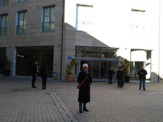 Foto de Gran Hotel Don Manuel