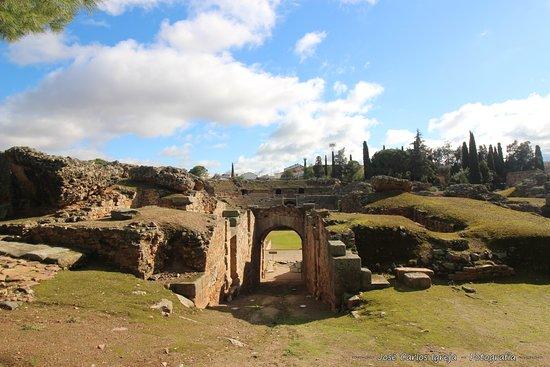 Anfiteatro Romano de Merida