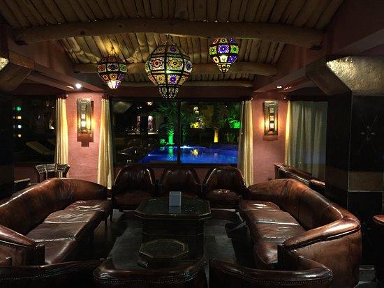 Hotel Xaluca Dades: Met mooi zwembad op achtergrond