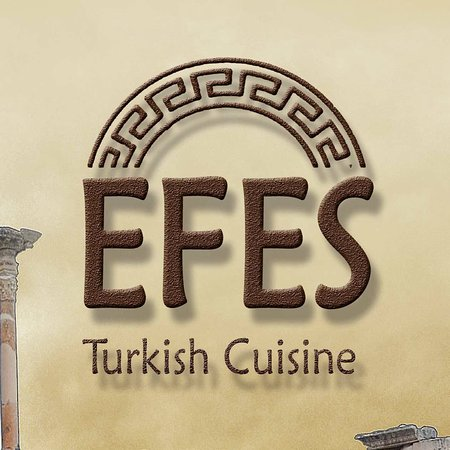 Efes Restaurant Menu Worthing