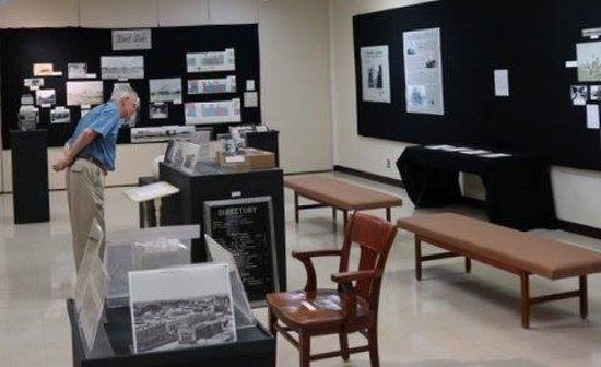 Scurry County Museum: 2017 Snyder Square Exhibit