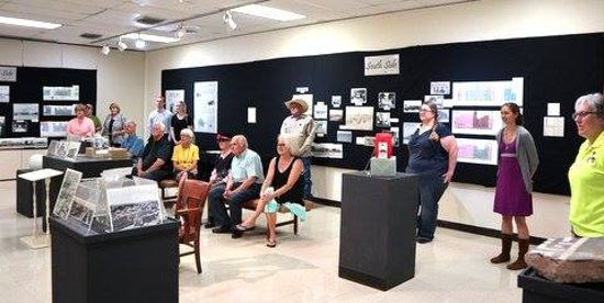 Scurry County Museum: 2017 Snyder Square Exhibit opening reception