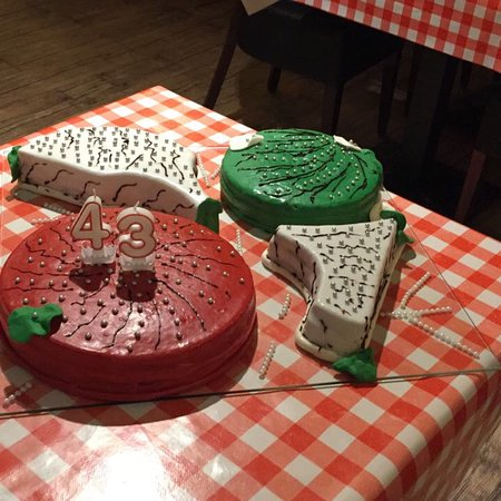 Ostseebad Baabe, ألمانيا: Bistro Eiscafe Italia