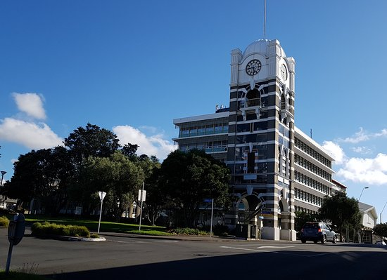 ‪‪New Plymouth‬, نيوزيلندا: Clock Tower ‬