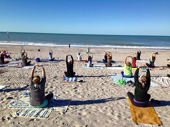 ‪Englewood Beach Yoga- Loving Light Yoga Healing Center‬