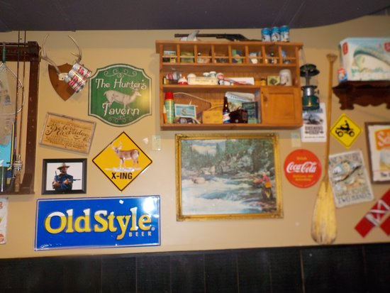 Clarksburg, WV: WALL DISPLAY at Primanti's