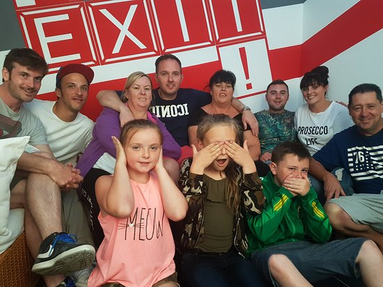 EXIT Athlone Escape Rooms