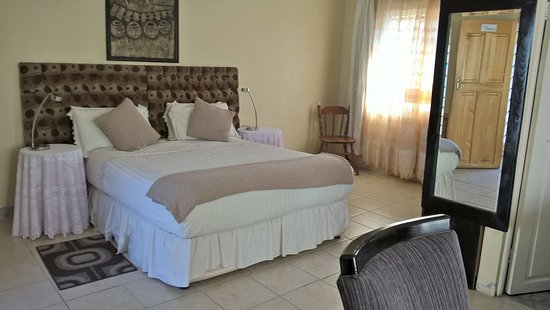 Matroosfontein, South Africa: Double Bed