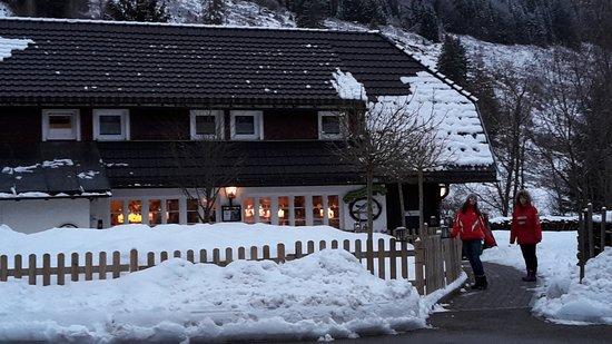 Menzenschwand, Deutschland: le chalet