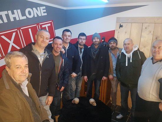 Athlone, Ierland: Stag parties