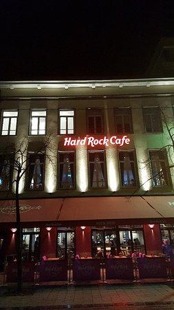 Hard Rock Cafe Antwerp: Great H.R.C.