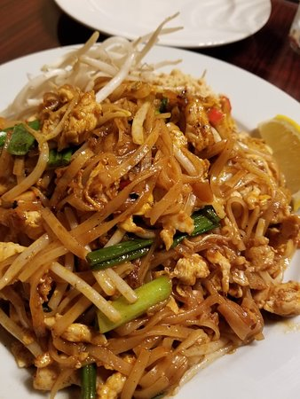Kao Thai Restaurant Silver Spring