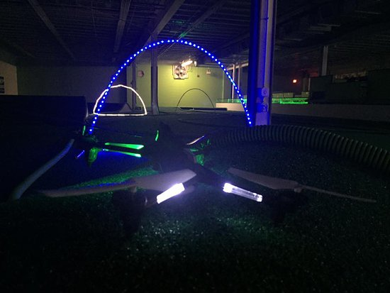 New Milford, CT: Drone Racing Tuesday Nights
