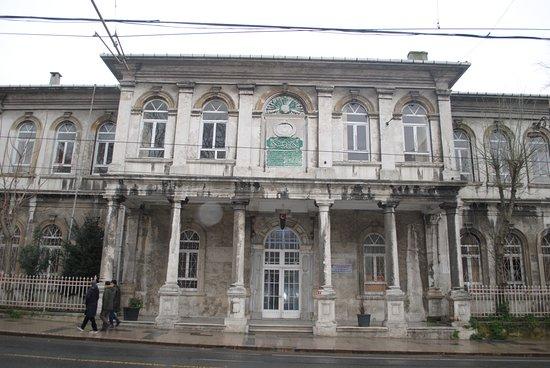 Sultanahmet District: Υπέροχο κτήριο