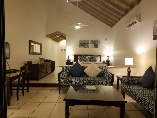 Galley Bay Resort & Spa: View of our premium beachfront suite