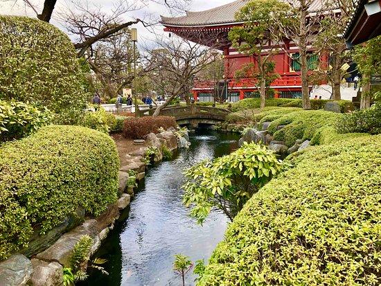 Demboin Temple Garden