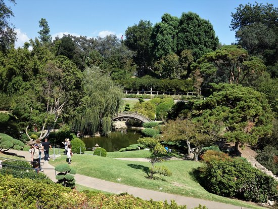 Huntington Library & Gardens - Picture of The Huntington Library ...