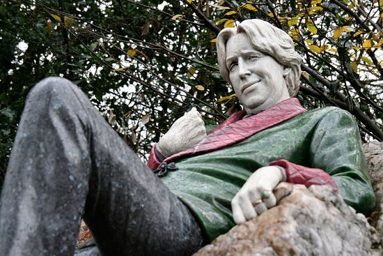 Oscar Wilde Guided Walking Tour Dublin