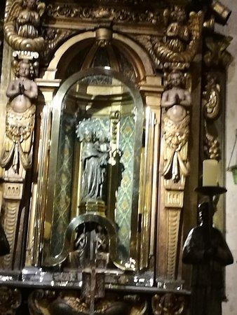 Virgen del Lluc.