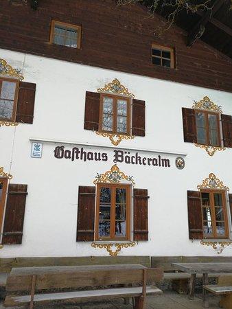 gasthof baeckeralm bayrischzell germany inn reviews photos price comparison tripadvisor. Black Bedroom Furniture Sets. Home Design Ideas