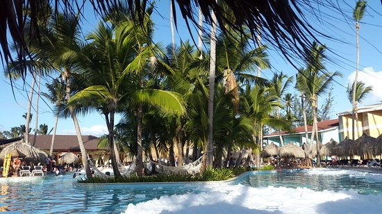 Grand Palladium Punta Cana Resort & Spa: Una de las piscinas