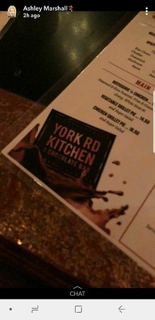 York Rd Kitchen & Chocolate Bar: 20180223_210117_large.jpg
