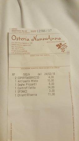 Osteria Nonnanna照片