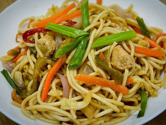 Spice of Nepal: Best chicken chowmein