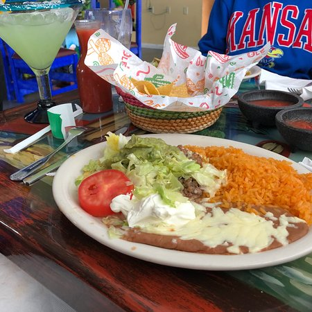 Garden City, KS: Good Mexican Food