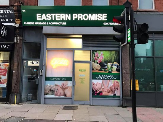 Eastern Promise Massage