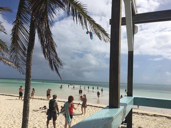 Banana Bay sand bar and beach fun! :-)