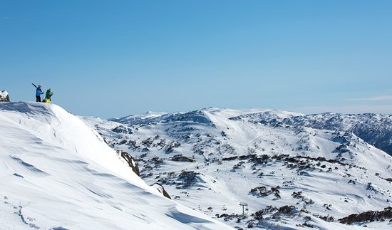 Perisher Valley Photo