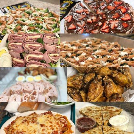 Chicopee, MA: Falls Pizza