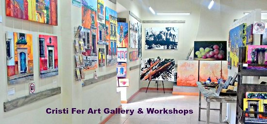 Cristi Fer Art Gallery and Workshops