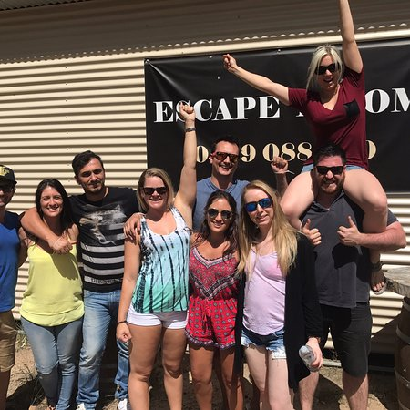 Wine Escape Room - Sutton Estate