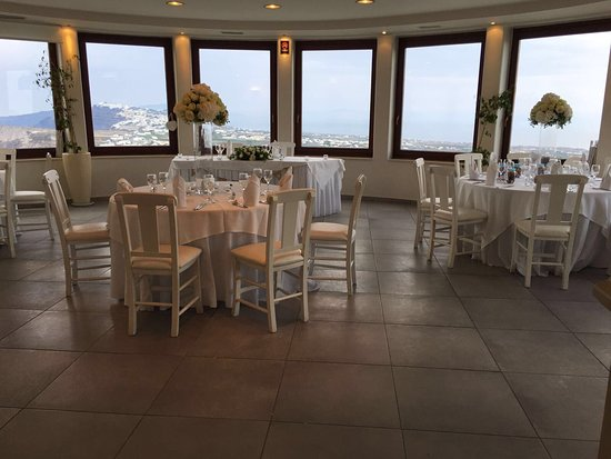 Pyrgos Restaurant : Panorama Hall