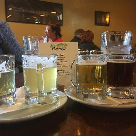 Dempsey S Restaurant Brewery Petaluma Ca
