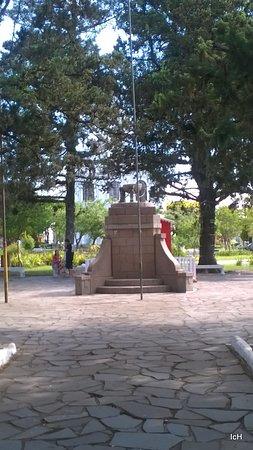 Praça Dr. Ozy Teixeira, Encruzilhada do Sul