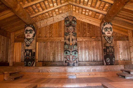 Awe inspiring native culture awaits discovery on Prince of Wales Island Alaska.