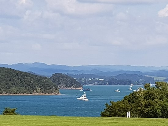 Lupton Lodge: View from Waitangi
