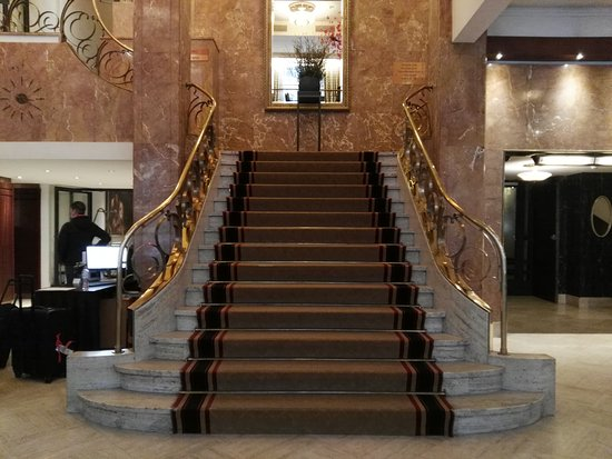 NH Atlanta Rotterdam: foyer