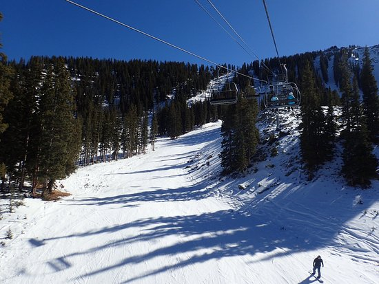 Taos Ski Valley : Slopes