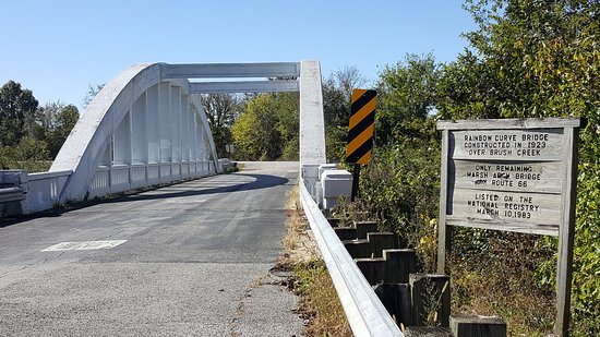 Baxter Springs, KS: The Bridge