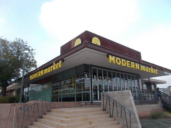 Modern Market Restaurant 4821 North Scottsdale Rd