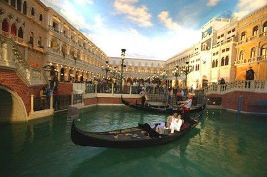 The Venetian Las Vegas: Recreation