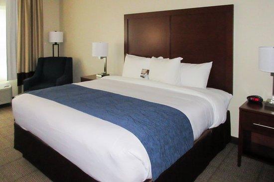 Wilder, Kentucky: Guest room