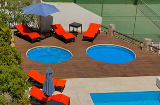 Golden Beach Resort and Spa: Pool